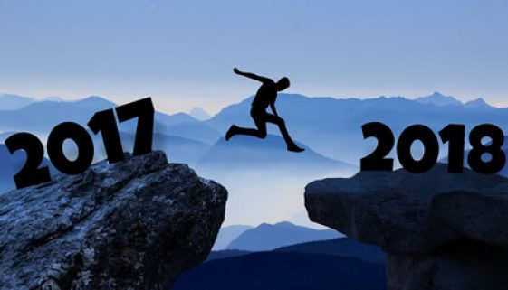 Jump into 2018